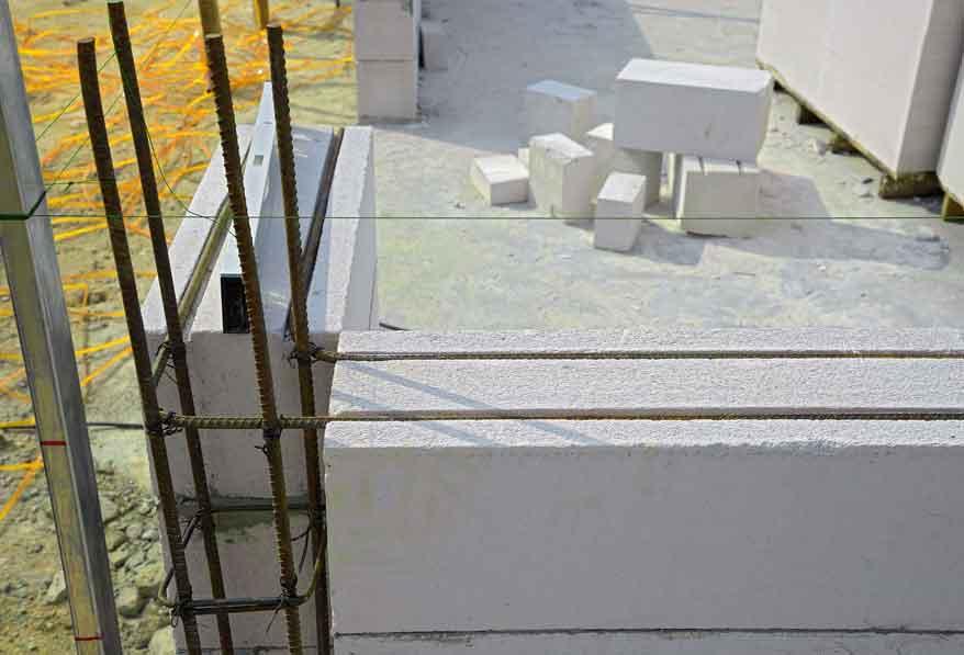 Beton Praktis Untuk Kebutuhan Dinding dan spesifikasi
