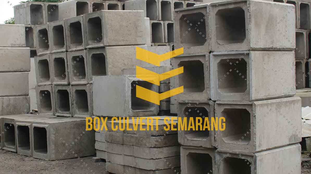Harga Box Culvert Semarang
