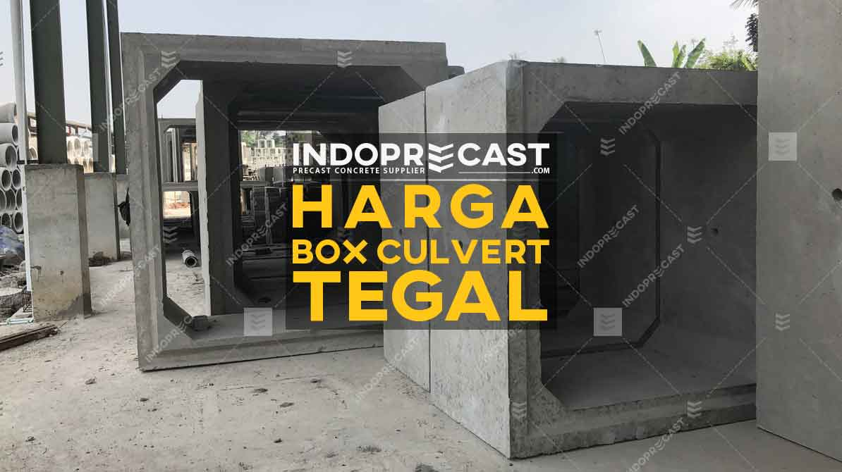 Harga Box Culvert Tegal