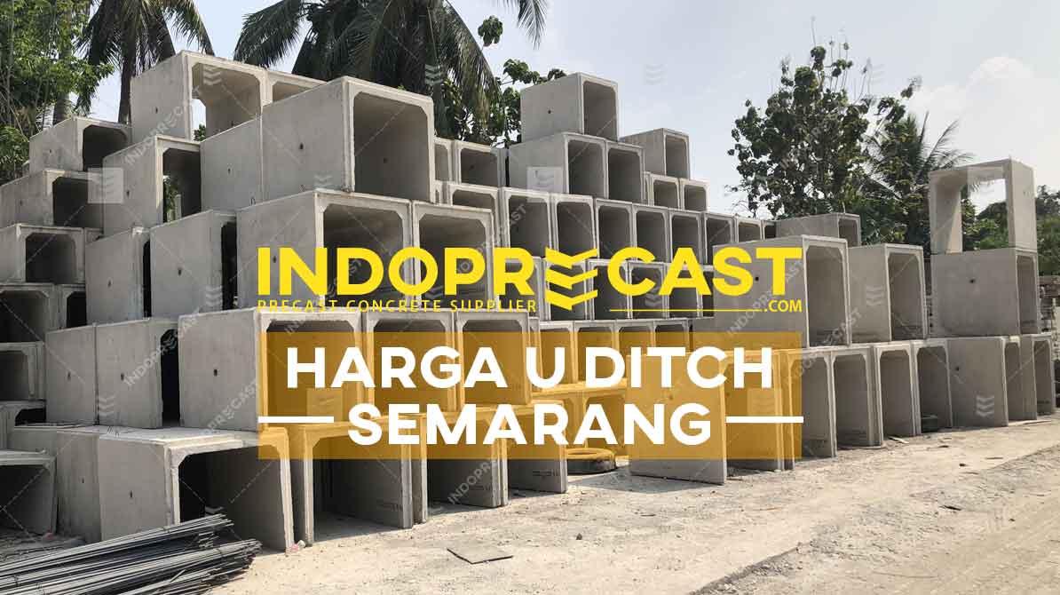 Harga U Ditch Semarang