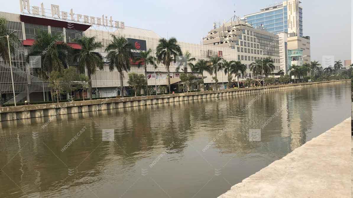 Pembangunan Kalimalang Bekasi