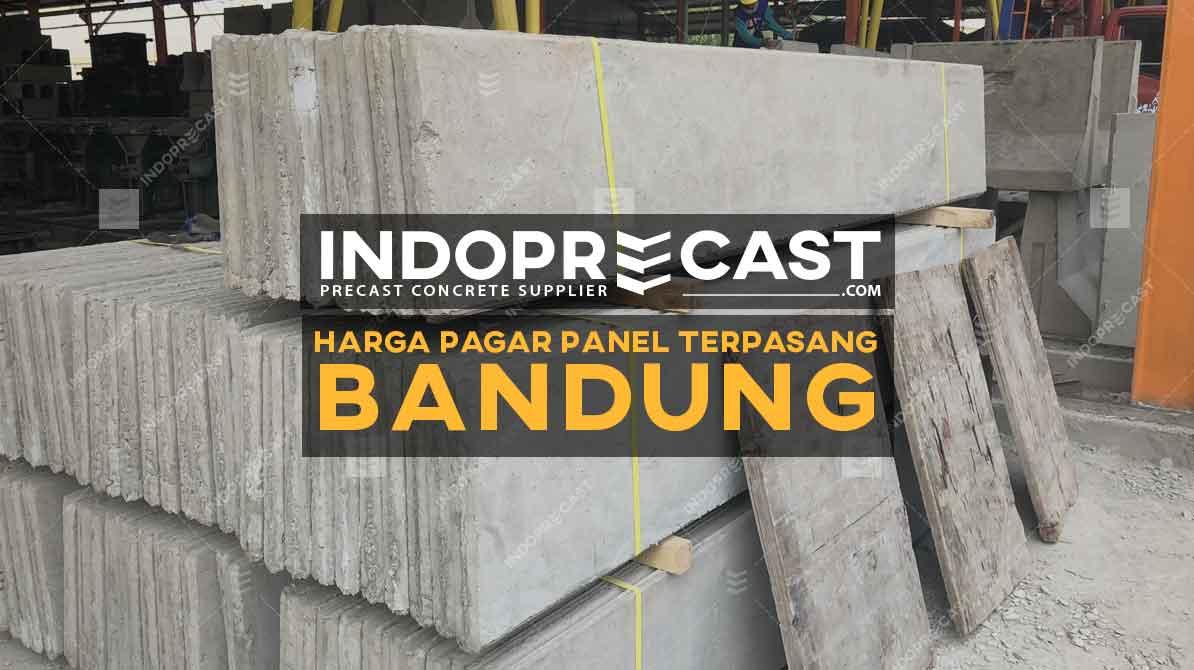 Harga Pagar Panel Terpasang Bandung