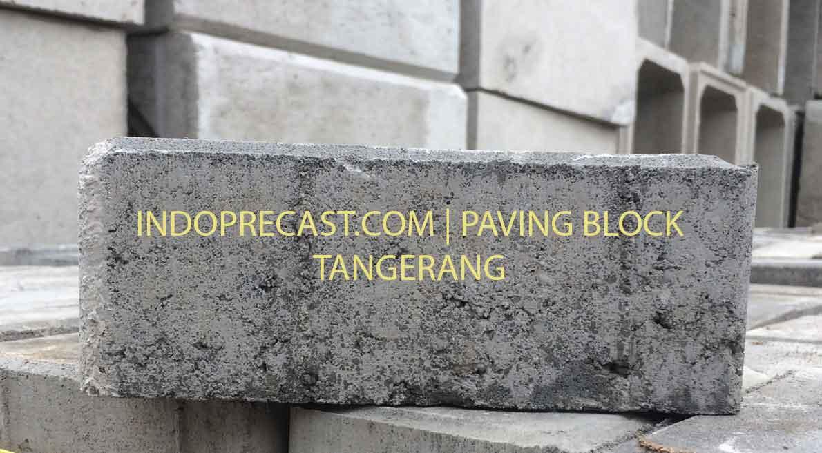 Harga Paving Block Tangerang