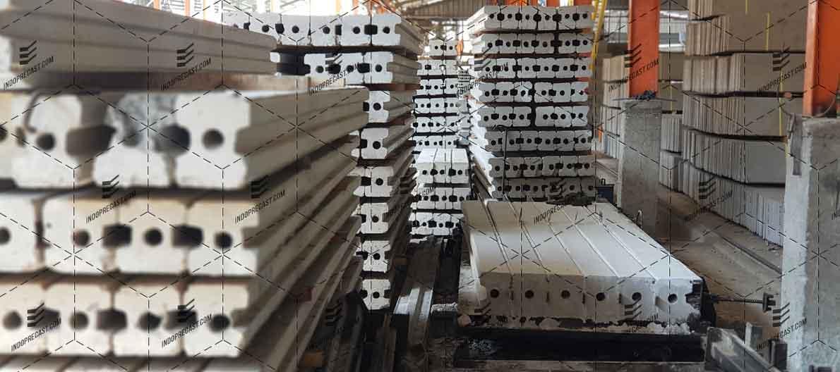 Kolom Pagar Panel Beton