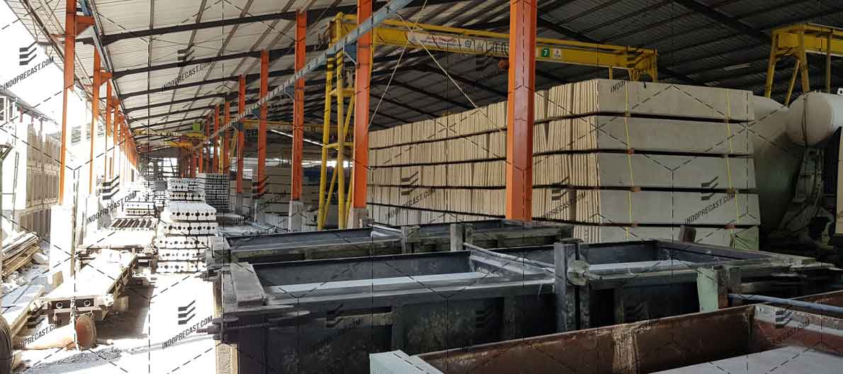 Supplier Pagar Panel Beton